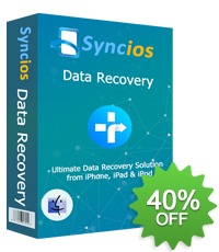 iPhone Data Recovery Special Offer