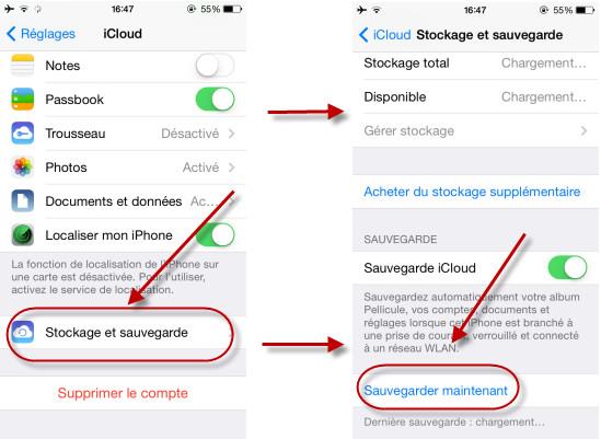 Transfert D Ipad Vers Ipad Transferer Des Donnees De L Ancienne
